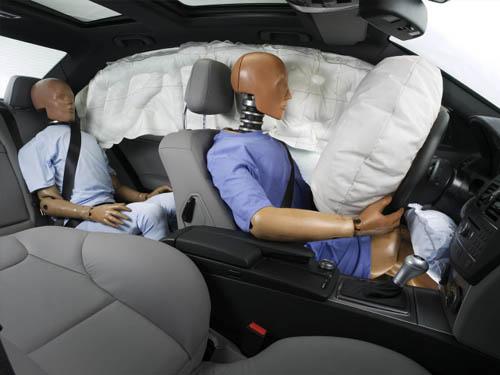 Airbag de Carro em Santos